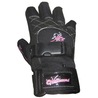 WILLIAMS LADIES 3/4 FINGER GLOVES - SIZES XXXS - L (5830L) WATERSKI BOATING