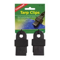 COGHLANS TARP CLIPS - PACK OF 2 - IDEAL FOR SECURING TARPS (COG 1014)