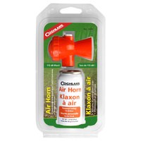 COGHLANS AIR HORN - LOUD ENOUGH TO BE HEARD FROM A MILE AWAY (COG 1414)