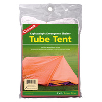 COGHLANS EMERGENCY TUBE TENT SHELTER - FIRE RETARDANT (COG 8760)