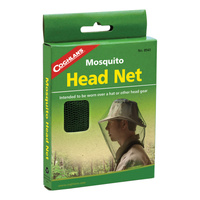 COGHLANS MOSQUITO HEAD NET - INTENDED TO BE WARN OVER HATS (COG 8941)