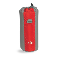 TATONKA THERMOBEUTEL 0.6L - WARM GREY / RED - BOTTLE COVER (TAT 3115.048)
