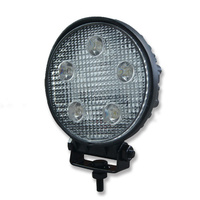 INNERCORE LED WORK LIGHT - ROUND - CLEAR LENS - 15W - SUPER BRIGHT (PW15R)