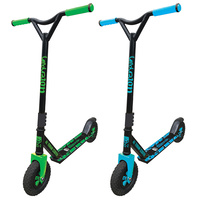 ADRENALIN ATS-1 ALL TERRAIN SCOOTER - BLACK/YELLOW (8103330)