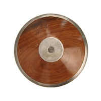 ALLIANCE DISCUS - WOODEN - MULTIPLE SIZES FROM 1000 GMS TO 2000GMS