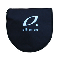 ALLIANCE DISCUS CARRY BAG - HEAVY DUTY WATERPROOF VINYL MATERIAL (ATBD)