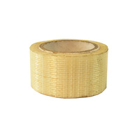 BAS CRICKET BAT FIBRE TAPE ROLL 5M X 25MM - FOR REPAIRS TO FACE OF BLADE (CBAFT)
