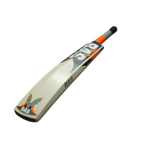 BAS LEGEND GOLD CRICKET BAT - ORANGE / BLACK - SMALL MENS (CBBTLG1SM)