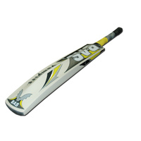 BAS CLASSIC CRICKET BAT - YELLOW / BLACK - JUNIOR - 3 DIFFERENT SIZES