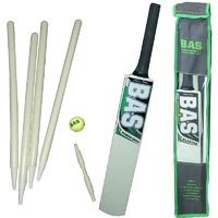 BAS BLASTER CRICKET SET - YELLOW / ROYAL - AVAILABLE IN 4 / 5 / 6 SIZES