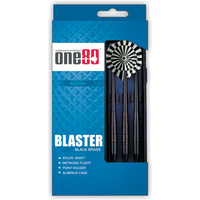 ONE80 BLASTER DARTS - BRASS - SET OF 3 DARTS - MULTIPLE SIZES AVAILABLE