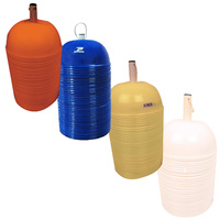 PATRICK DOME SET - 40 DOMES WITH STAND - MULTIPLE COLOURS AVAILABLE