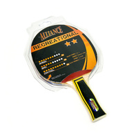 ALLIANCE TYPHOON 2 STAR RECREATIONAL TABLE TENNIS BAT (TTABTT2)