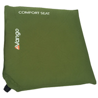 VANGO COMFORT SEAT PAD - MOSS - SOFT BRUSHED FABRIC (VAM-COMSEAT-L)