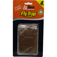 AgBoss Fly Trap Bait - 4 Pack (300167)