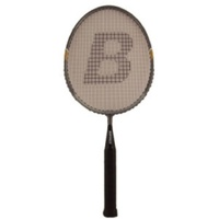 BUFFALO SPORTS MINI GRAPOWER BADMINTON RACKET - ALUMINUM SHAFT (BAD010)