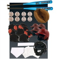 BUFFALO SPORTS BASEBALL KIT - PRIMARY SCHOOL KIT (BASE080)