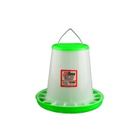 AgBoss Green Straight Poultry Feeder 4kg  (302540)