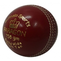 BUFFALO SPORTS PARAGON CRICKET BALL - 2 / 4 PIECE - RED / WHITE / PINK / ORANGE