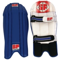 STANFORD COLOURED CRICKET WICKET KEEPING PADS - MULTIPLE COLOURS (CRICK286)