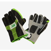 BUFFALO SPORTS INDOOR CRICKET WICKET KEEPING GLOVES - MULTIPLE SIZES (CRICK417)