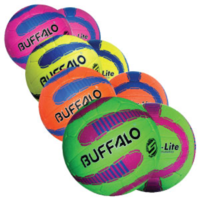 BUFFALO SPORTS HYPER-LITE CELLULAR NETBALL SET - SIZE 4 OR 5 - 8 NETBALLS