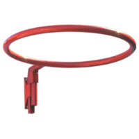 BUFFALO SPORTS REMOVABLE NETBALL RING - COMES WITH A BRACKET (NET024)