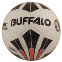 BUFFALO SPORTS COMPETITION LAMINATED SOCCER BALL - MULTIPLE SIZES - NYLON WOUND