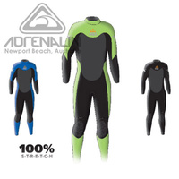 ADRENALIN RADICAL-X STEAMER JUNIOR WETSUIT - 3/2MM SUPER STRETCH