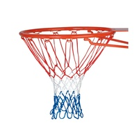 HART CLASSIC BASKETBALL NET - STANDARD NYLON SET - RED / WHITE / BLUE (4-163)