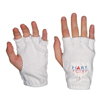 HART FINGERLESS SPORTS INNERS - COMFORTABLE HYGIENIC COTTON