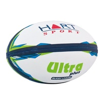 HART ULTRA PLUS RUGBY UNION BALL - PERFECT FOR TRAINING OR IN MATCH USE (9-209)