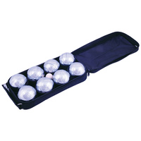 HART BOULES SET -FOR PLAYING PETANQUE OR ANY BOULES STYLE OUTDOOR GAMES (16-331)