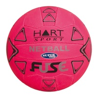 HART FUSE NETBALL - INNOVATIVE WAVE GRIP PERFORMS IN ALL WEATHER