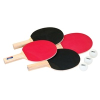 HART FOUR PLAYER STAR SET - INCLUDES FOUR STAR BATS AND THREE BALLS (21-065)