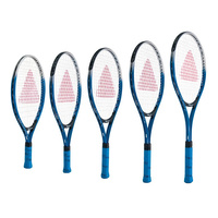 HART TOUR 100 TENNIS RACQUET - SYNTHETIC LEATHER GRIP AND NYLON STRINGS