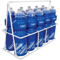 HART DRINK BOTTLE CARRIER - HOLDS 10 DRINK BOTTLES - PLASTIC COATED WIRE (9-719)