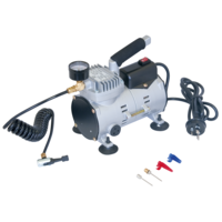 HART ELECTRIC COMPRESSOR - INCLUDES NEEDLES & ATTACHMENT FOR ALL TYPES (37-780)