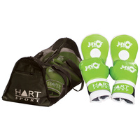 HART JUNIOR PRO BOXING KIT - GREAT STARTER KIT FOR JUNIORS (6-479)