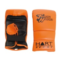 HART TRAIN HARD CURVED BAG MITTS - PERFECT FOR TRAINING AT ANY LEVEL