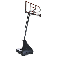 HART BK9000 BASKETBALL TOWER - TOP OF THE LINE PORTABLE SYSTEM (4-455)