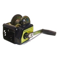 JARRETT STANDARD 8000 SERIES WINCH 500KG RATED 1 SPEED 10:1 (WB-F18280)