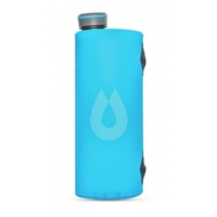 HYDRAPAK SEEKER FLEXIBLE 2L WATER STORAGE BOTTLE - MALIBU BLUE (HYD A812HP)