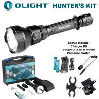 OLIGHT M3X JAVELOT CREE XP LED TORCH LIGHT HUNTERS KIT (FOL-HKM3XS)