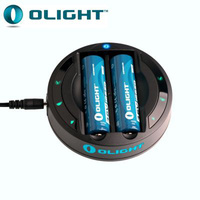 OLIGHT OMNI DOK INDEPENDENT TWO BAY BATTERY CHARGING SYSTEM (BAT-OMNI)