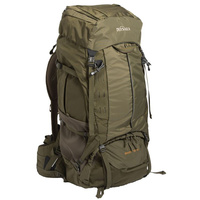 TATONKA BISON 75L + 10L LARGE TREKKING BACKPACK - OLIVE (TAT 1356.331)