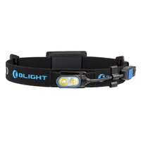 OLIGHT HS2 RECHARGEABLE DUAL LED 400 LUMEN HEADLAMP (FOL-HS2)