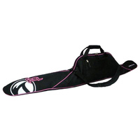 Fuel Waterski Slalom Cover / Bag White / Pink up to 65""