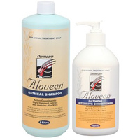 ALOVEEN SHAMPOO 1L + CONDITIONER 500ML (A1302+A1312)