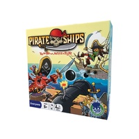 Haywire Group Pirate Ships Family Game (AAC001009)